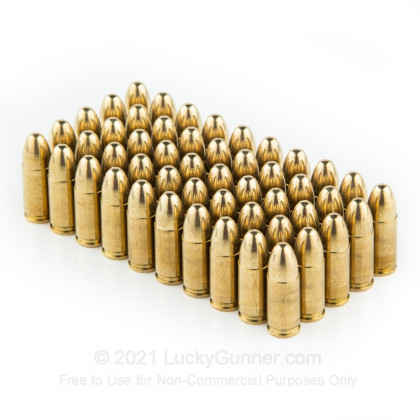 Image 4 of Sumbro 9mm Luger (9x19) Ammo