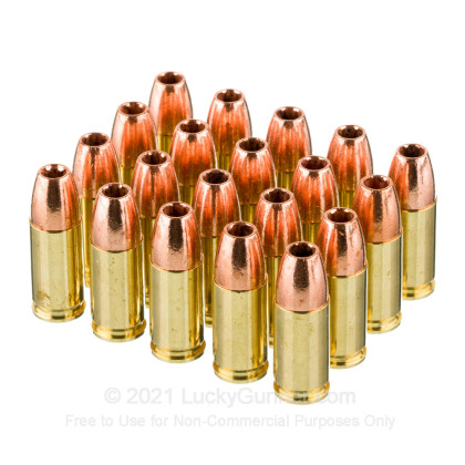 Image 4 of Barnes 9mm Luger (9x19) Ammo