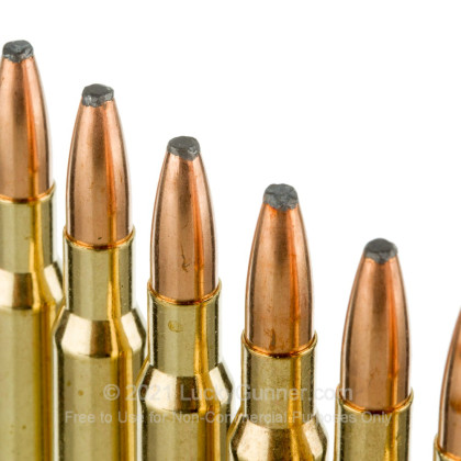 Image 5 of Norma 7.57 Rimmed Ammo
