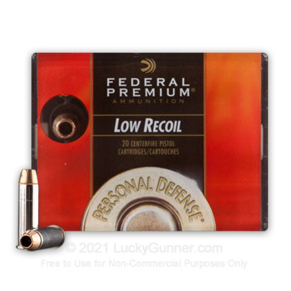 Image 2 of Federal .38 Special Ammo