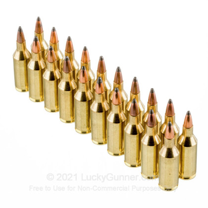 Image 4 of Winchester .243 WSSM Ammo