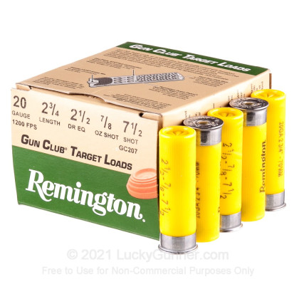 Image 3 of Remington 20 Gauge Ammo