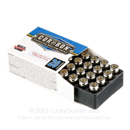 Image 3 of Corbon .40 S&W (Smith & Wesson) Ammo