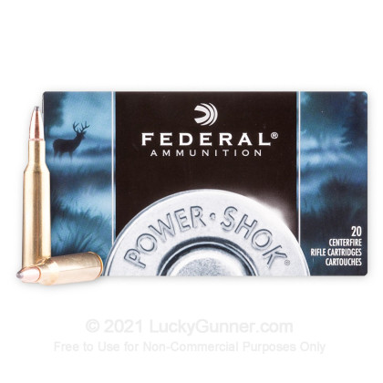 Image 2 of Federal 6mm Remington Ammo