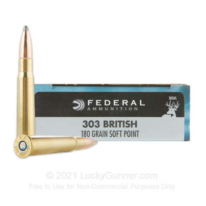 Image 1 of Federal .303 British Ammo