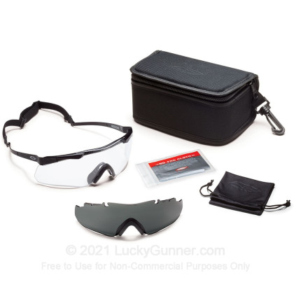 Large image of Smith Optics Elite Aegis Echo Shooting Glasses For Sale - Smith Ballistic Glasses in Stock