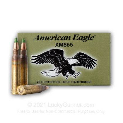 Image 16 of Federal 5.56x45mm Ammo