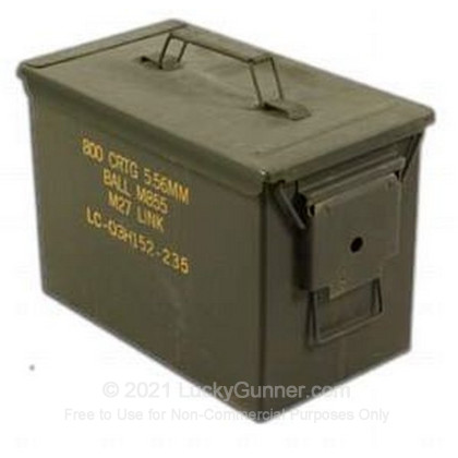 Large image of SAW Surplus Ammo Cans For Sale