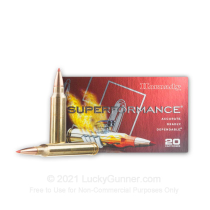 Image 2 of Hornady .300 Winchester Magnum Ammo