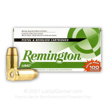 Image 2 of Remington .40 S&W (Smith & Wesson) Ammo