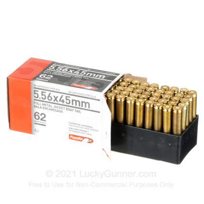 Image 3 of Aguila 5.56x45mm Ammo