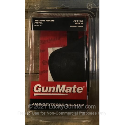 Large image of Holster - Outside the Waistband - GunMate - Hip Holster - Right or Left Hand
