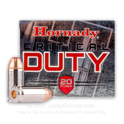 Image 2 of Hornady .40 S&W (Smith & Wesson) Ammo