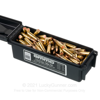 Image 3 of Ammo Incorporated .308 (7.62X51) Ammo