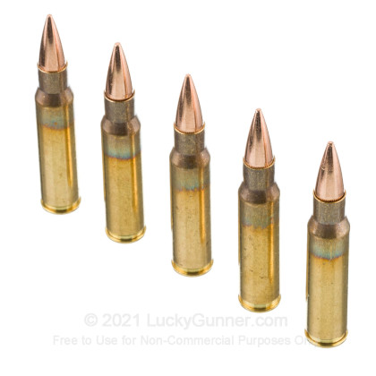 Image 4 of Ammo Incorporated .308 (7.62X51) Ammo