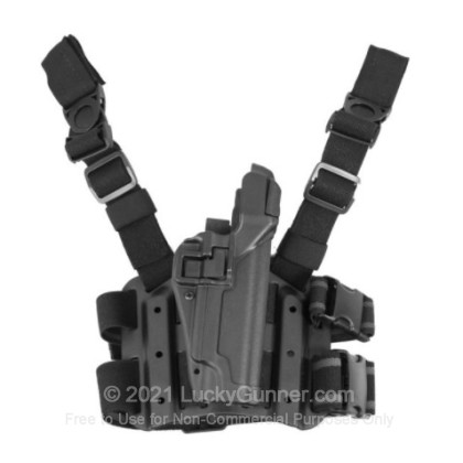 Large image of Drop Leg Holster - Blackhawk - Tactical SERPA Holster