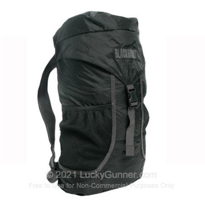 Large image of Stash Pack - Fold Up - Blackhawk - Black For Sale