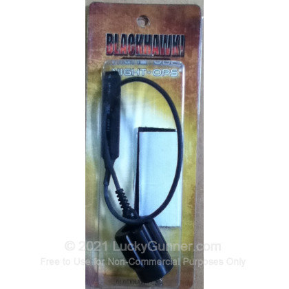 Large image of Flashlight Pressure Switch - Night Ops - Blackhawk For Sale