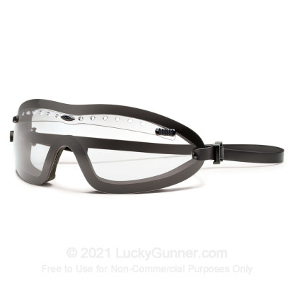 Large image of Smith Optics Elite Boogie Regulator Shooting Goggles For Sale - Smith Ballistic Glasses in Stock