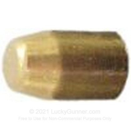Large image of Zero Bullets For Sale - 40 S&W 180gr TCFM