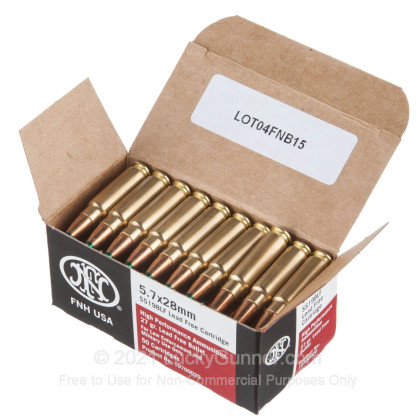 Image 2 of FN Herstal 5.7x28mm Ammo