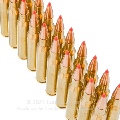 Large image of Premium 270 Ammo For Sale - 130 Grain Hornady SST Ammunition in Stock by Black Hills - 20 Rounds