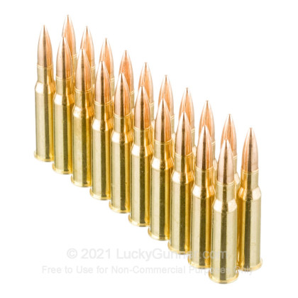 Image 4 of Winchester 7.62x54r Ammo