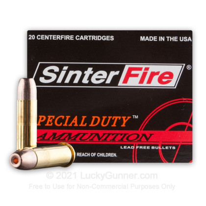 Image 2 of SinterFire .38 Special Ammo