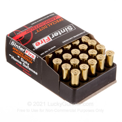 Image 3 of SinterFire .38 Special Ammo