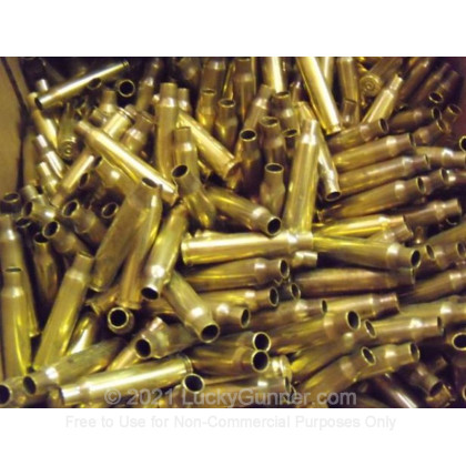 Large image of Once Fired 223 Remington Lake City Brass Casings
