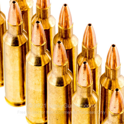 Image 5 of Black Hills Ammunition .22-250 Remington Ammo