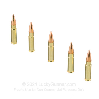 Large image of Cheap 300 AAC Blackout Ammo For Sale - 150 gr Full Metal Jacket - Fiocchi Ammunition - 50 Rounds