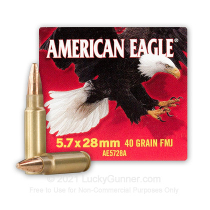 Image 1 of Federal 5.7x28mm Ammo