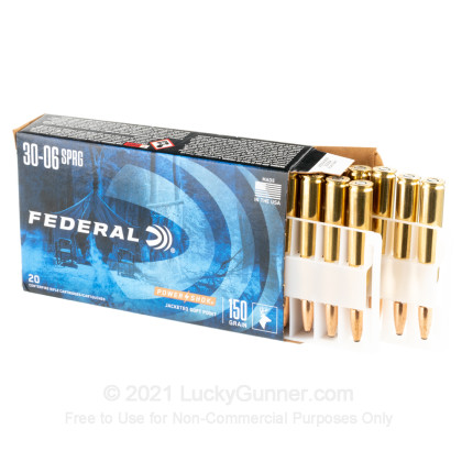 Image 3 of Federal .30-06 Ammo