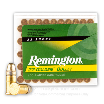 Image 2 of Remington .22 Short Ammo