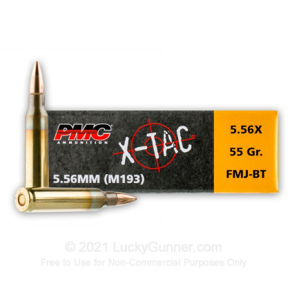 Image 3 of PMC 5.56x45mm Ammo