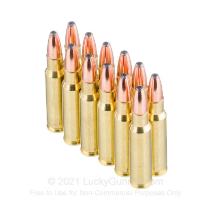 Image 4 of Silver State Armory 6.8 Remington SPC Ammo
