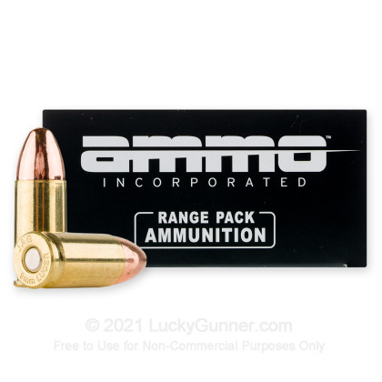 Image 2 of Ammo Incorporated 9mm Luger (9x19) Ammo