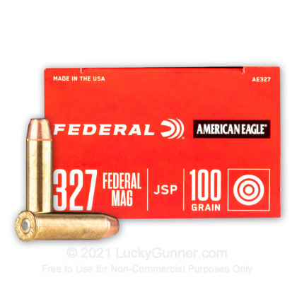 Image 2 of Federal .327 Federal Magnum Ammo