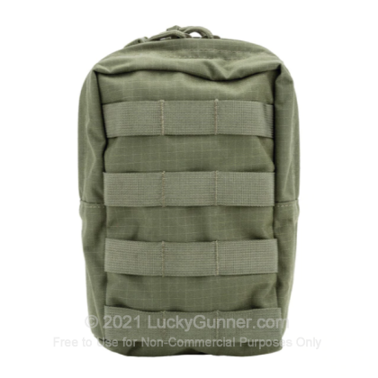 Large image of S.T.R.I.K.E. Upright General Purpose Pouch - Blackhawk - OD Green