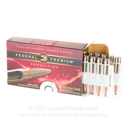 Image 3 of Federal 6mm Remington Ammo