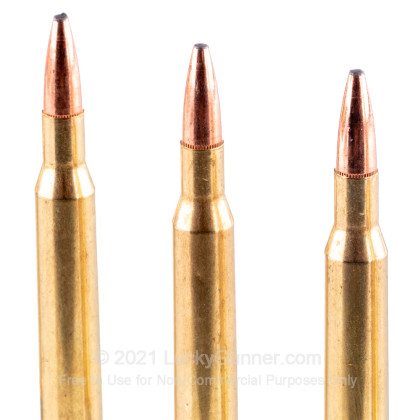Large image of Cheap 270 Ammo For Sale - 150 Grain SP Ammunition in Stock by Federal Fusion - 20 Rounds