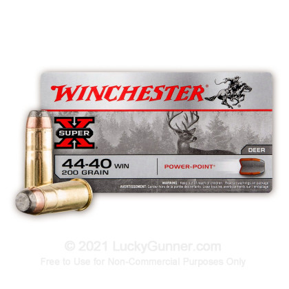Image 2 of Winchester .44-40 WCF Ammo