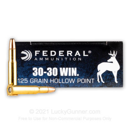 Image 2 of Federal .30-30 Winchester Ammo