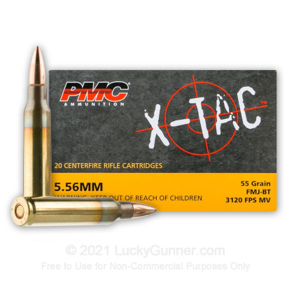 Image 2 of PMC 5.56x45mm Ammo