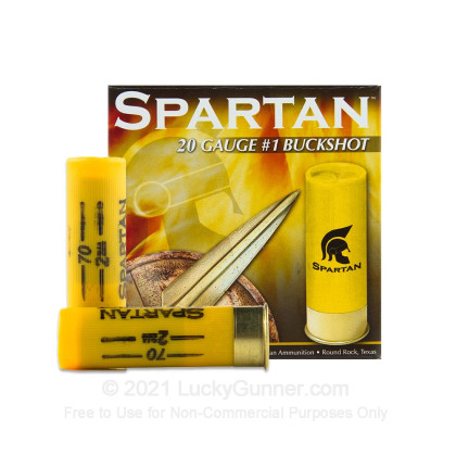 Image 2 of Spartan 20 Gauge Ammo