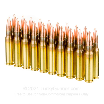 Image 4 of Red Mountain Arsenal .308 (7.62X51) Ammo