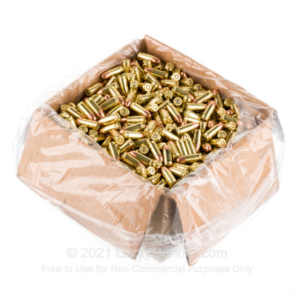 Image 3 of Remington 9mm Luger (9x19) Ammo