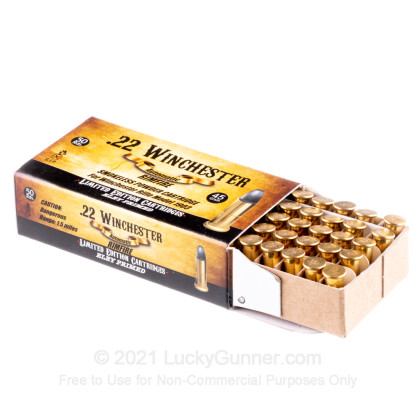 Image 3 of Aguila .22 Winchester Automatic Ammo