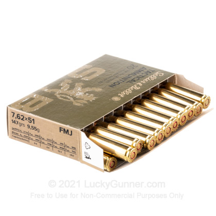 Image 3 of Sellier & Bellot .308 (7.62X51) Ammo